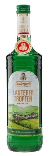 Lautergold Lauterer Tropfen Absinth, 0.7 l