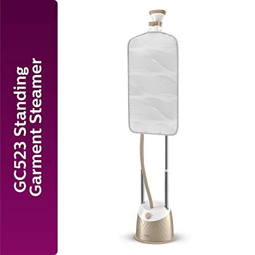 Philips EasyTouch plus Garment Steamer GC523/60- 5 steam settings 1600 Watt, up...