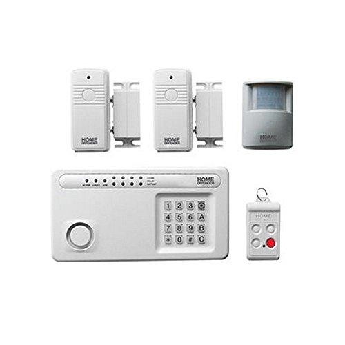 Home Defender HD-C002 Kit Allarme Antifurto Senza Fili
