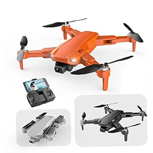 VusiElag Mini GPS Drone S608 Quadcopter Pieghevole con FPV HD Fotocamera Intera Altezza della Fotocamera in modalità Hold Arancione