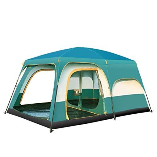 Meet all you like Tente avec Installation instantanée, Tente de Cabine for Le Camping s'installe en 60 Secondes Tente for 4 à 6 Personnes