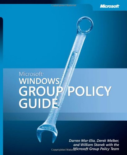 Microsoft® Windows® Group Policy Guide (Pro-One-Offs)