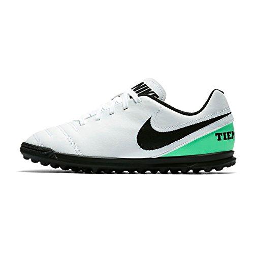 Nike Unisex-Erwachsene Tiempo X Rio III TF JR 819197 103 Sneaker, Mehrfarbig (Indigo 001), 38 EU