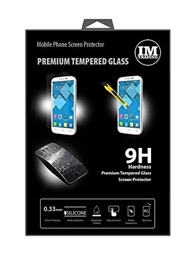 ENERGMiX Displayschutzglas kompatibel mit Alcatel One Touch Pop C9 7047D Panzerfolie Hartglas Schutz Glas extrem Kratzfest Sicherheitsglas