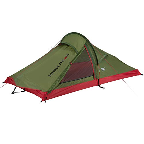 High Peak Siskin 2.0 Zelt Pesto/red 2020 Camping-Zelt