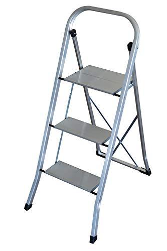 ALTIPESA- Escalerilla Aluminio - 3 Peldaños