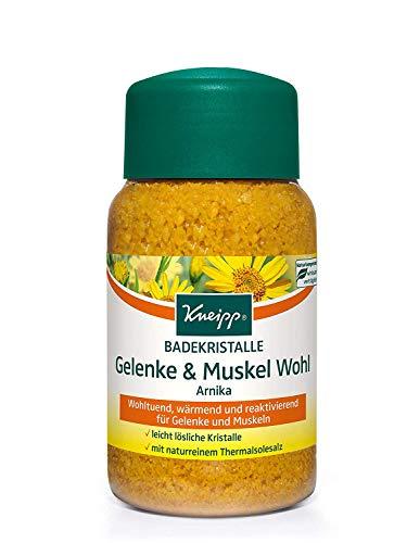 Kneipp Badekristalle Gelenke und Muskel Wohl Arnika, 500 g