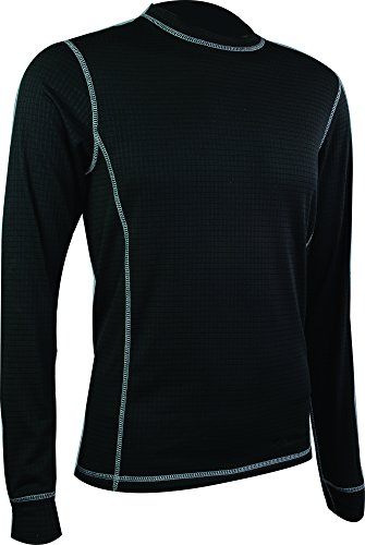 Highlander Thermo 160 Men's Base Layer Long Sleeve Small grau - dunkelgrau