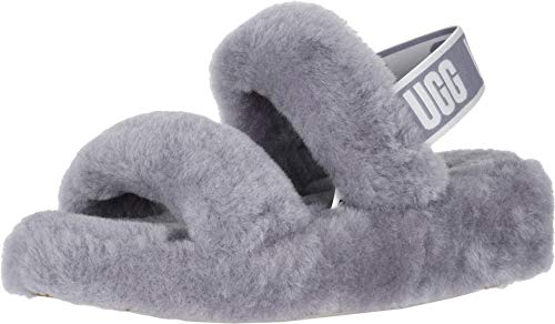 UGG Women's Oh Yeah Slipper, Soft Amethyst, 7 UK