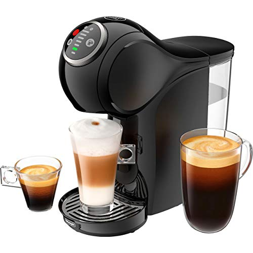 NESCAFÉ Dolce Gusto Krups Genio S Plus Kaffeevollautomat schwarz