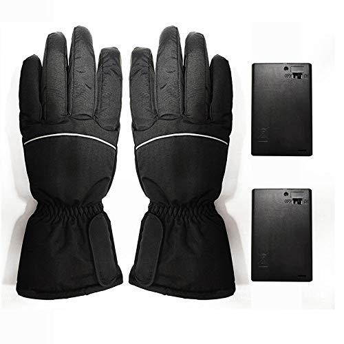 dTrend Power Generation värmehandskar / fem-finger värmehandskar / varma handskar / batterilåda värmehandskar