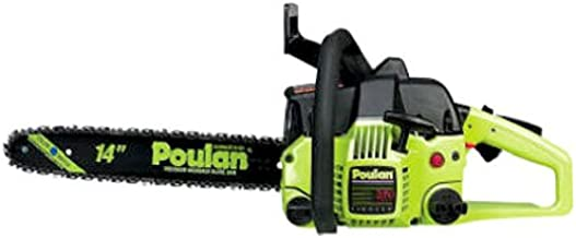 Poulan P3314 14-Inch 33cc 2-Cycle Gas-Powered Chain Saw