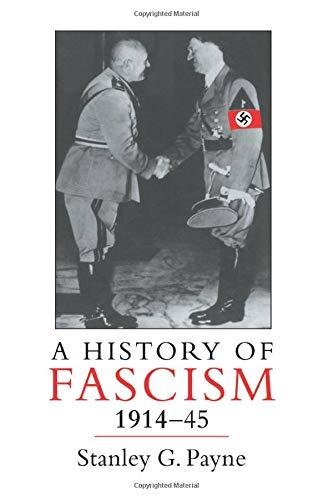 History of Fascism, 1914-45