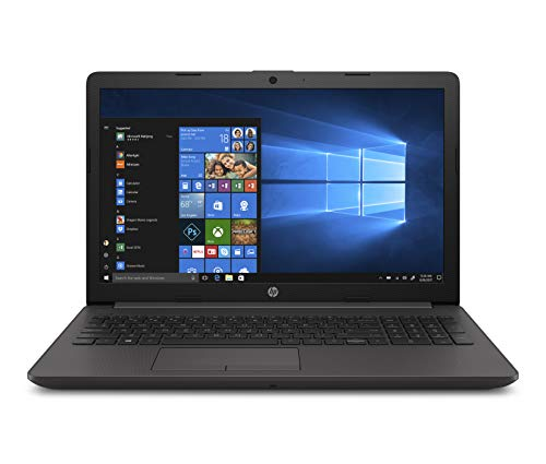 "HP – PC 255 G7 Notebook, AMD Ryze3 3200U , RAM 8 GB, SSD 256 GB, Grafica AMD Radeon Vega 3, Windows 10 Pro, Schermo 15.6"" FHD SVA Antiriflesso, Webcam, Lettore DVD, HDMI, RJ-45, USB, Grigio"
