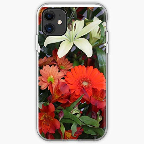 Paradesour Icases Flowers Photo Spring Tablet Cases Nature | Phone Case for iPhone 11 12 Pro Max XR 6/7/8 SE 2020 XS X S10/Plus S20/Plus - TPU Shockproof Interior Protective