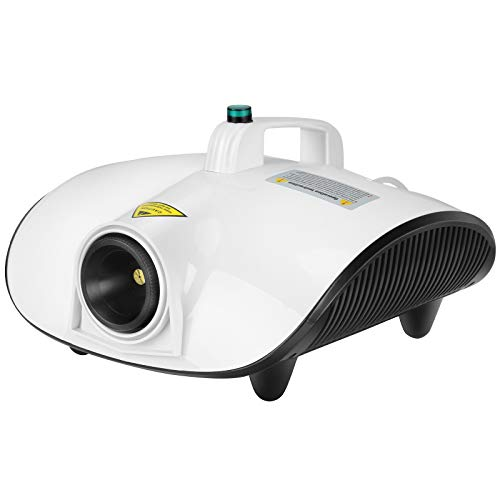 TOPQSC Tragbares ULV-Nebelgerät-Sprühgerät mit einstellbarem Desinfektionsmittelvolumen, elektrischer Zerstäuber zur Desinfektion der Nebelmaschine