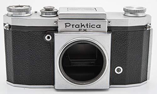 Praktiflex FX Body Gehäuse SLR Kamera Spiegelreflexkamera Camera