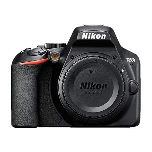 Best Deals! Nikon D3500 DSLR Camera Body Only (International Model)