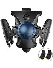 ذراع تحكم في لعبة ببجي للهواتف المحمولة، ذراع تحكم للعبة ببجي بنقر مستمر يصل حتى 20 نقرة في الثانية، يأتي مع مجموعتين من أطراف أصابع اللعب.