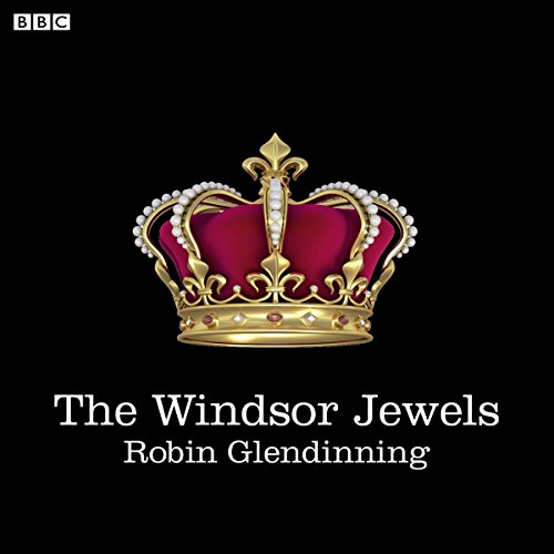 The Windsor Jewels audiobook cover art