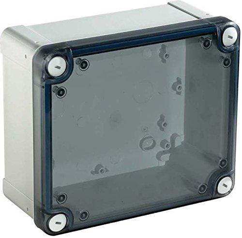 Schneider elec PUE - pbo 11 10 - Caja Industrial policarbonato 192x121x87 Tapa Transparente