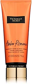 Victoria's Secret Hand & Body Cream, Amber Romance, 6.7 Ounce