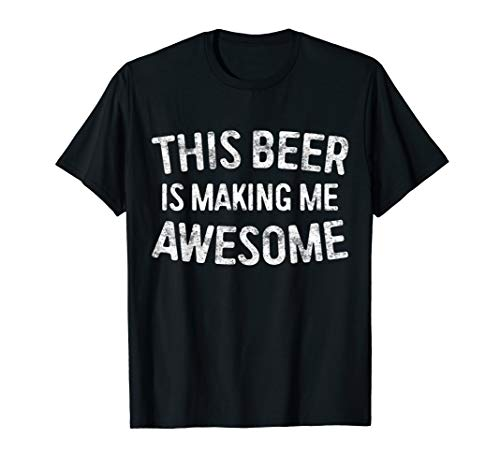 this beer is making me awesome - 2