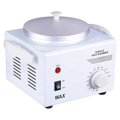 AW Portable Single Salon Electric Hot Wax Warmer Heater Facial Skin Hair Removal Spa Professional Tool Kit