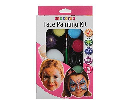 Kit de maquillage Fille Snazaroo 50 visages