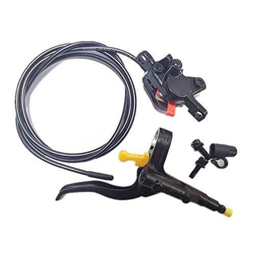 VBCAI Gestire la Leva del Freno Mountain Bike Hydraulic Disc Freno a Disco Posteriore Destro 1400mm / Adatto per MTB. Parti della Bicicletta (Color : 1)