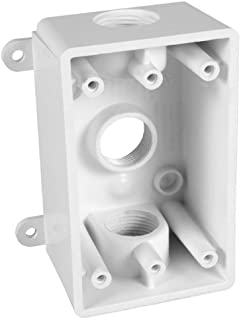 Best flush mount electrical junction box Reviews