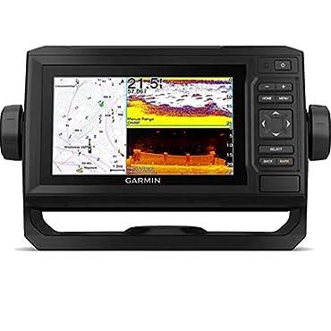 Garmin EchoMap UHD 64cv Chartplotter / Fishfinder with GT24 Transducer 010-02331-01