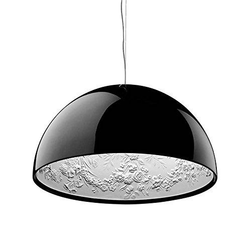 Flos Skygarden 1 Lampe suspendue noire brillante