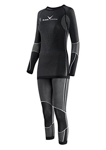 Black Embout Crevice sous-vêtement Fonctionnel 40 Noir - Noir