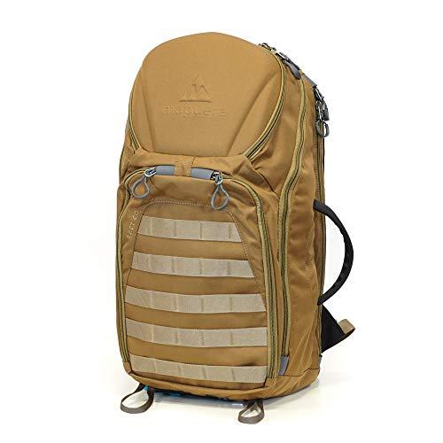 Mapuera Tactico - Mochila de táctica urbana, multifuncional, para trabajo y exteriores, 18 L, mochila de negocios con compartimento para portátil y mochila de trekking, segunda Elección