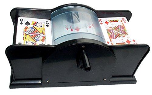 Lion Games & Gifts Europe - Mezclador de Cartas Manual