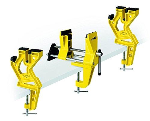 TOKO Ski Free Vise, Yellow