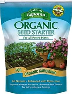 Espoma SS8 8-Quart Organic Seed Starter