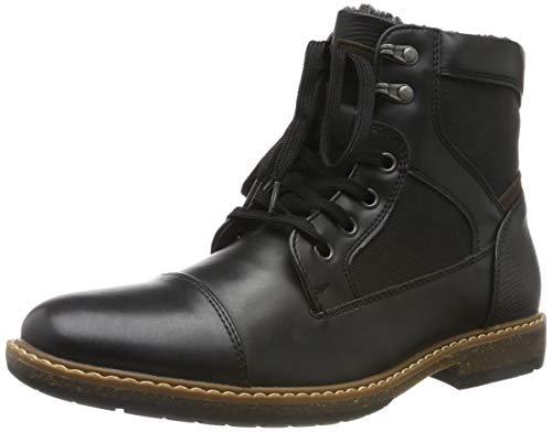 Call It Spring EU Men's Ankle Classic Boots, Black Black 001, 9