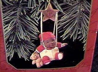 Hallmark Keepsake Ornament Babys First Christmas 1998