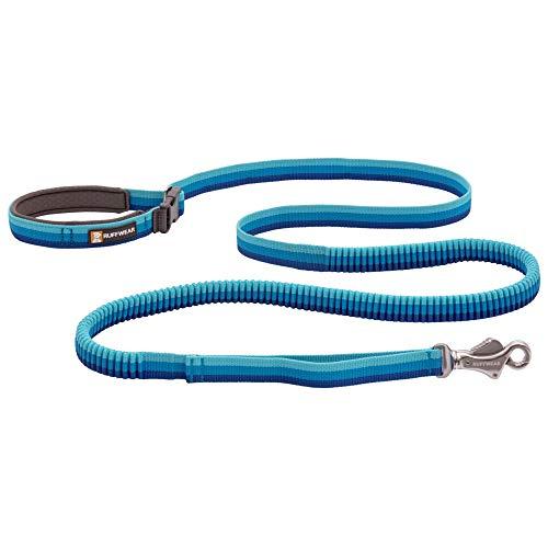 RUFFWEAR, Roamer Leash, Blue Atoll, 5.5'-7'