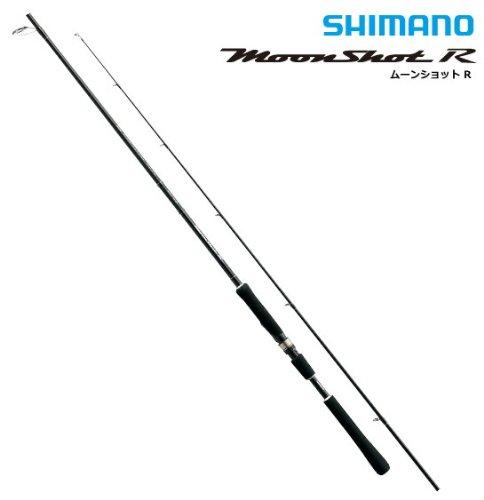 シマノ(SHIMANO) ロッド ムーンショットR S906M