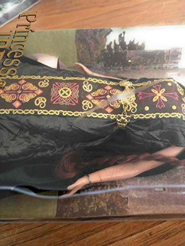 Mattel Barbie Collectables, muñecas de la Serie Mundial: Princess Collection: La Princesa de Irlanda