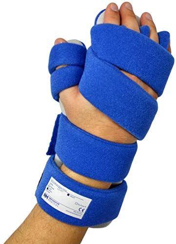 Restorative Medical BendEase Hand Splint - Support for Carpal Tunnel and Wrist Pain (Small - Right)