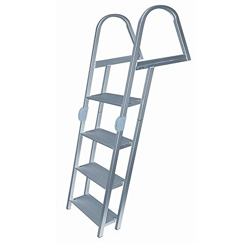 Dockmate Folding Dock Ladder, 4-Step
