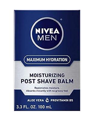 Nivea For Men aftershave balm replenishing mild 100ml from Beiersdorf UK Ltd.