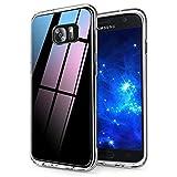 Ylife Kompatibel mit Samsung Galaxy S7 Hülle, Transparent