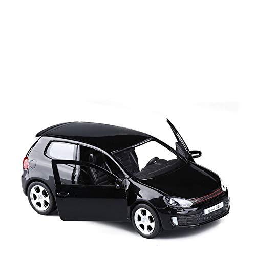 HCEB Diecast Modelo de Coche 1/36 para simulación de golf de aleación de fundición de coches to-y Die Cast Tire hacia atrás modelo de coche para niños recoger regalos modelo de coche (color: 2)