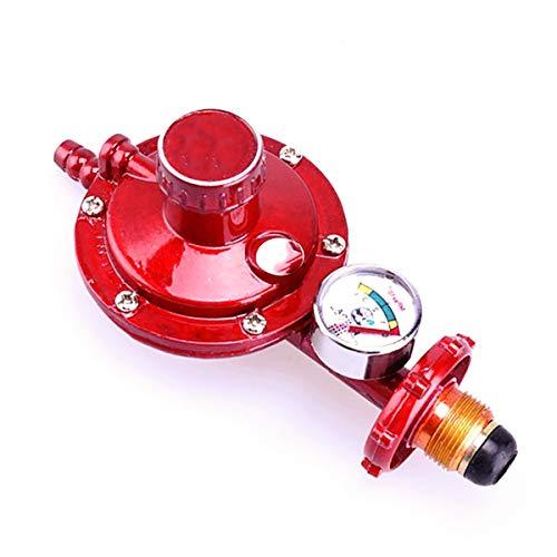 Regulador de gas propano 37 Mbar tipo de tornillo estándar para calor/flogas,...