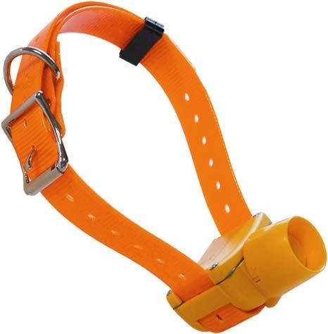 NUM'AXES 01839807 Collar Canibeep Radio Pro Naranja